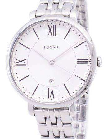 Fossil Jacqueline Silver Dial Stainless Steel ES3433 Womens Watch