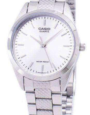 Casio Analog Quartz White Dial LTP-1274D-7ADF LTP-1274D-7A Womens Watch