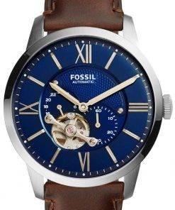 Fossil Townsman Automatic Skeleton ME3110 Men's Watch