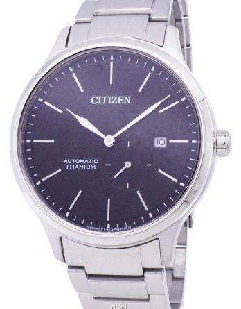 Citizen Super Titanium Automatic NJ0090-81E Men's Watch