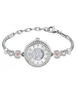 Morellato Drops Quartz Diamond Accents R0153122592 Women's Watch
