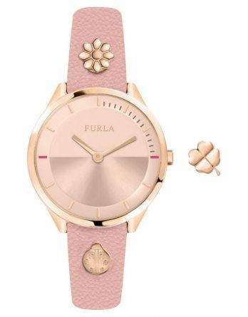 Furla Pin Quartz R4251112509 Women's Watch