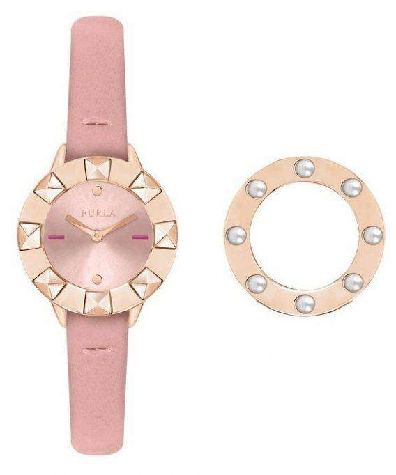 Furla Club Quartz R4251116501 Women's Watch