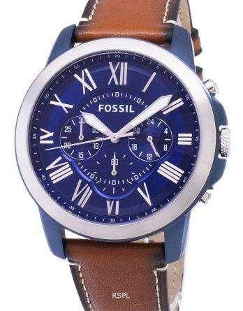 Fossil Grant Quartz Chronograph FS5151 Men's Watch