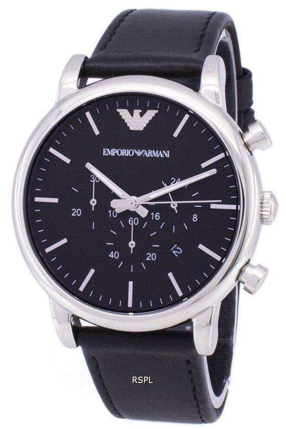 Emporio Armani Classic Chronograph Quartz AR1828 Men's Watch