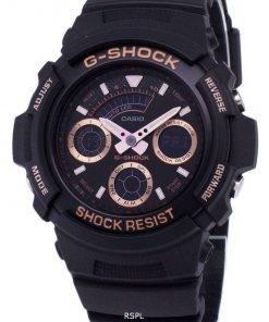 Casio G-Shock Shock Resistant 200M Analog Digital AW-591GBX-1A4 AW591GBX-1A4 Men's Watch