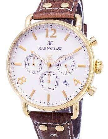 Thomas Earnshaw Investigator Chronograph Quartz ES-8001-02 Men's Watch
