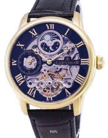 Thomas Earnshaw Longitude Sun And Moon Automatic ES-8006-05 Men's Watch