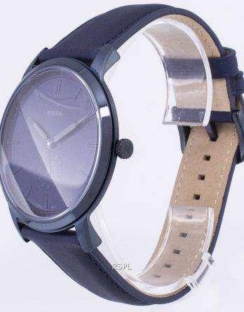 Fossil Minimalist Two Hand Quartz FS5448 Men's Watch