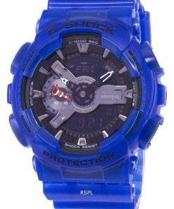 Casio G-Shock Shock Resistant Analog Digital 200M GA-110CR-2A GA110CR-2A Men's Watch