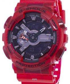 Casio G-Shock Special Color Models Digital 200M GA-110CR-4A GA110CR-4A Men's Watch