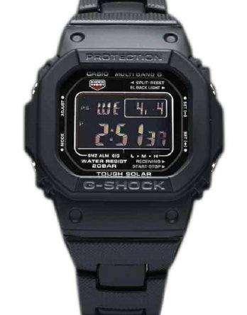 Casio G-Shock GW-M5610BC-1JF MULTI BAND 6 Tough Solar Men's Watch