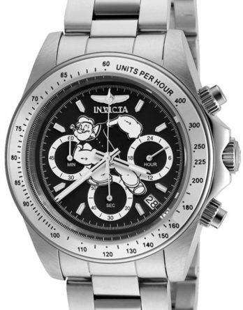 Invicta Character Collection 24482 Popeye Limited Edition Chronograph 200M Men's Watch