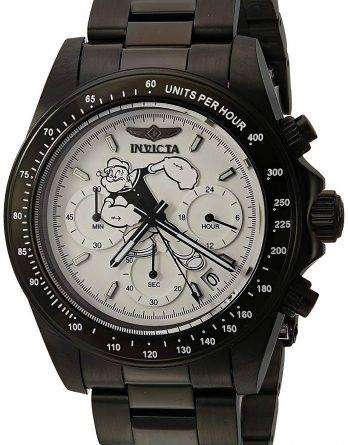 Invicta Character Collection 24485 Popeye Limited Edition Chronograph 200M Men's Watch