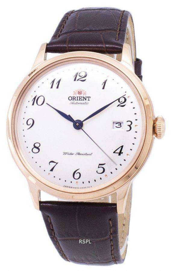 Orient Analog Automatic Japan Made RA-AC0001S00C Men's Watch 1