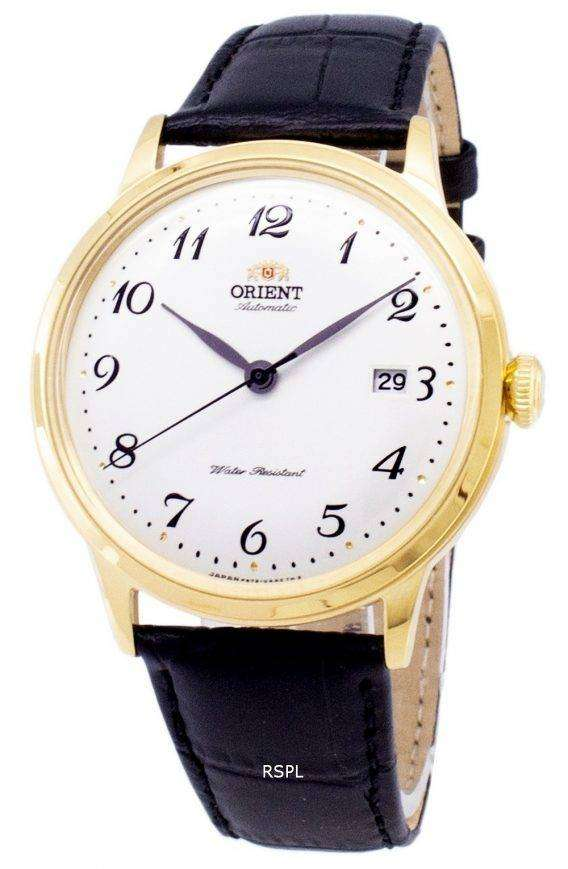 Orient Analog Automatic Japan Made RA-AC0002S00C Men's Watch 1