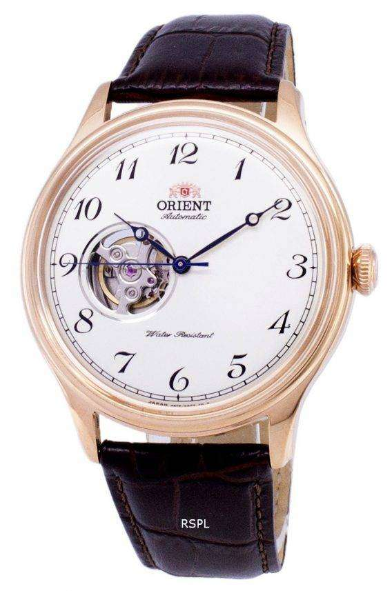 Orient Analog Open Heart Automatic Japan Made RA-AG0012S00C Men's Watch 1