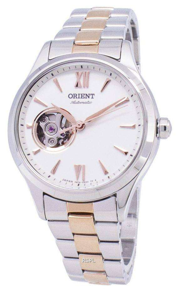 Orient Analog Automatic Semi Skeleton Japan Made RA-AG0020S00C Women's Watch 1