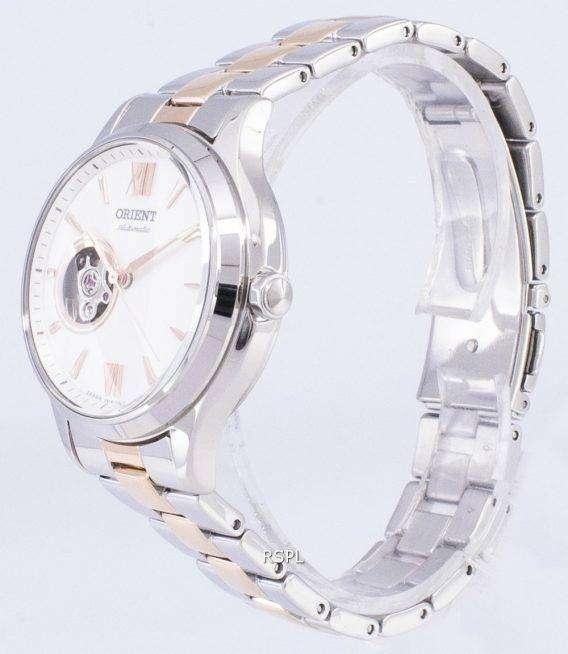 Orient Analog Automatic Semi Skeleton Japan Made RA-AG0020S00C Women's Watch