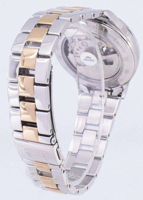Orient Analog Automatic Semi Skeleton Japan Made RA-AG0020S00C Women's Watch