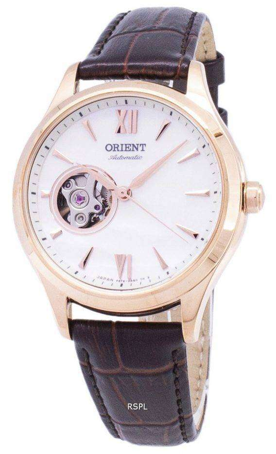 Orient Analog Automatic Open Heart Japan Made RA-AG0022A00C Men's Watch 1