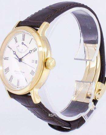 Orient Star Automatic Power Reserve Japan Made RE-AU0001S00B Men's Watch