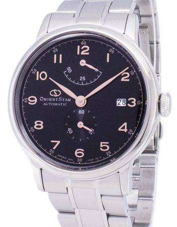 Orient Star Power Reserve Automatic Japan Made RE-AW0001B00B Men's Watch