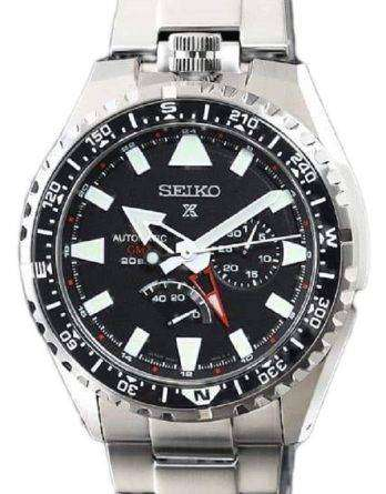 Seiko Prospex SBEJ001 Landmaster GMT Power Reserve 200M Japan Made Men's Watch