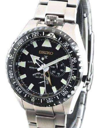 Seiko Prospex SBEJ003 Landmaster Limited Edition GMT 200M Japan Made Men's Watch