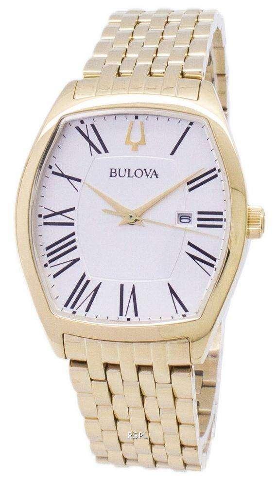 Bulova Ambassador 97M116 Quartz Women's Watch 1