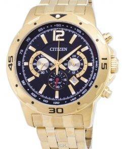 Citizen Analog AN8103-56E Chronograph Tachymeter Quartz Men's Watch