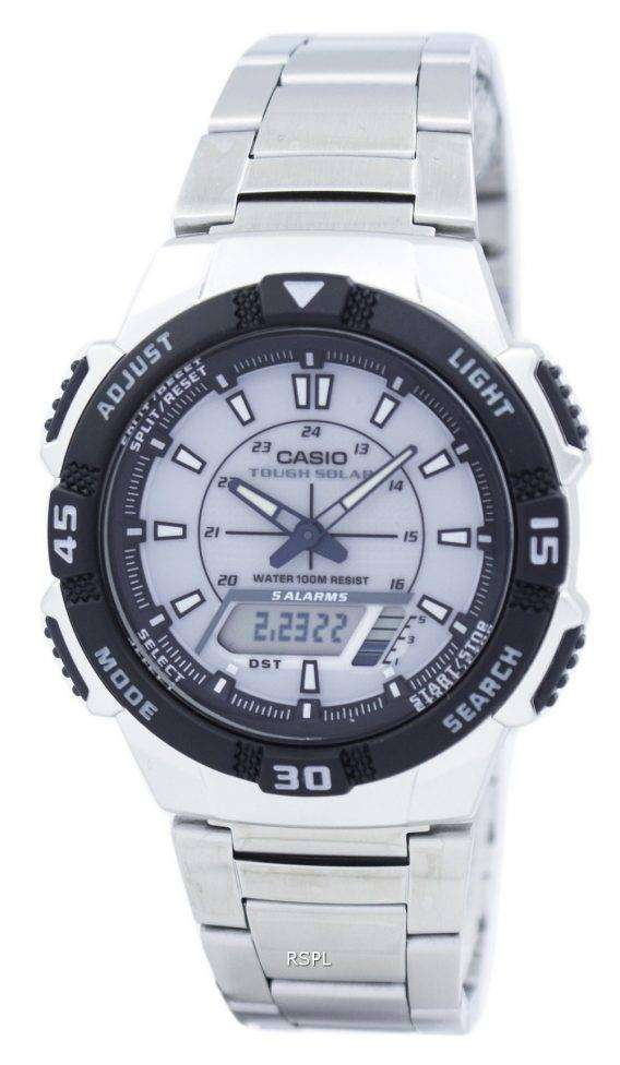 Casio Analog Digital Tough Solar AQ-S800WD-7EVDF AQ-S800WD-7EV Mens Watch 1