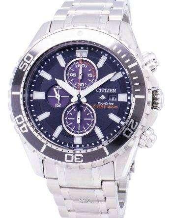 Citizen Promaster Eco-Drive CA0711-80H Chronograph 200M Men's Watch
