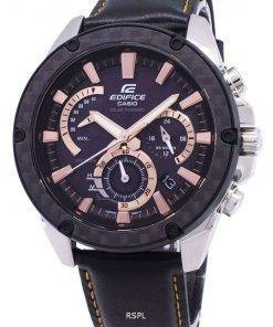 Casio Edifice EQS-910L-1AV Solar Chronograph Men's Watch