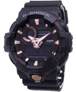 Casio G-Shock GA-710B-1A4 Illuminator 200M Analog Digital Men's Watch