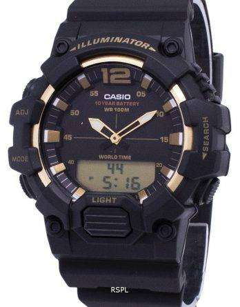 Casio Retro HDC-700-9AV Illuminator Analog Digital Men's Watch