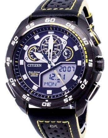 Citizen Promaster Eco-Drive JW0125-00E Chronograph 200M Men's Watch