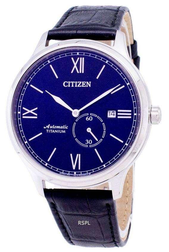 Citizen Analog NJ0090-21L Automatic Men's Watch 1