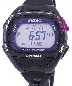 Seiko Prospex SBEF001 Super Runner Lap Memory Solar Men's Watch