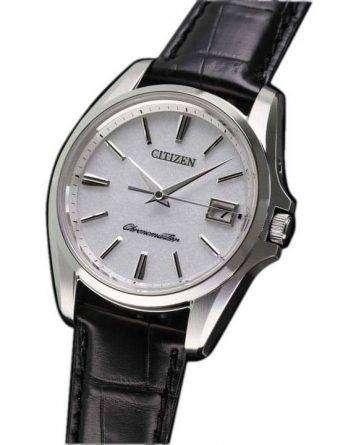 Citizen Quartz AQ4020-03A Titanium Japan Made Men's Watch