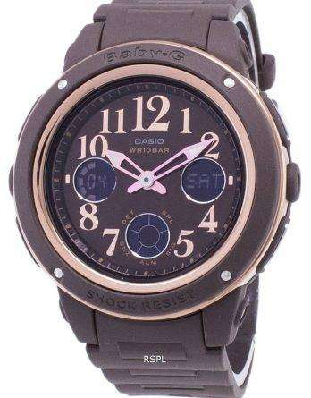 Casio Baby-G BGA-150PG-5B2 Illumination Analog Digital Women's Watch