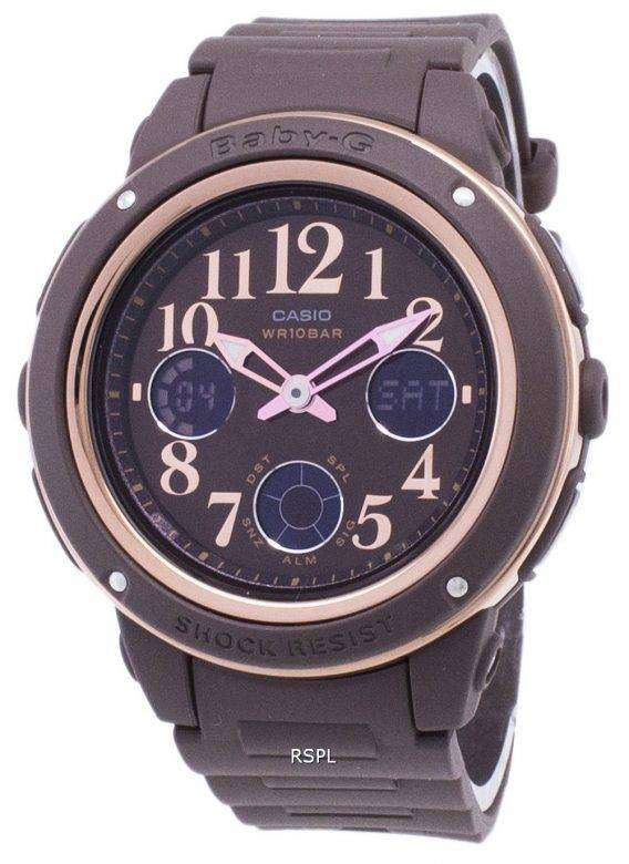 Casio Baby-G BGA-150PG-5B2 Illumination Analog Digital Women's Watch 1