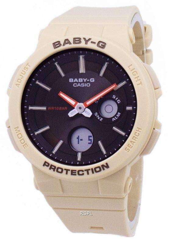 Casio Baby-G BGA-255-5A BGA255-5A Neon Illuminator Analog Digital Women's Watch 1