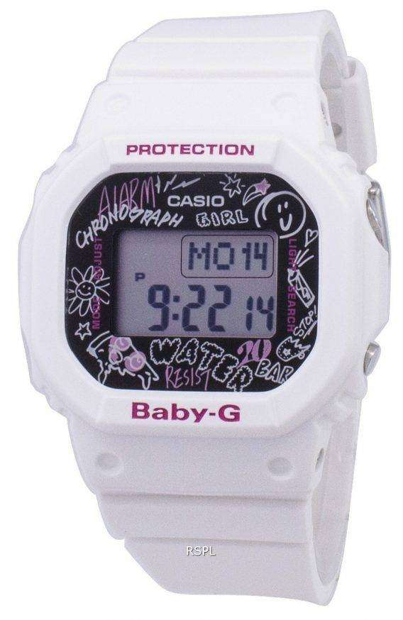 Casio Baby-G BGD-560SK-7 BGD560SK-7 Chronograph Digital 200M Women's Watch 1