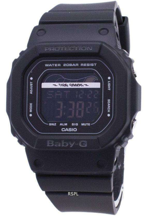 Casio Baby-G BLX-560-1D Tide Graph Moon Digital 200M Women's Watch 1