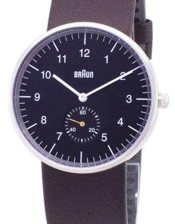 Braun Classic BN0024BKBRG Analog Quartz Men's Watch