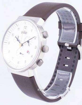 Braun Classic BN0035SLBRG Chronograph Quartz Men's Watch
