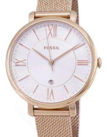 Fossil Jacqueline ES4352 Analog Quartz Women's Watch