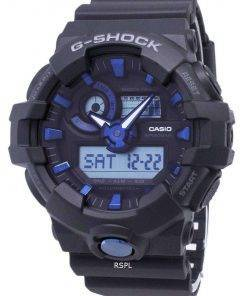 Casio G-Shock GA-710B-1A2 Illuminator Analog Digital 200M Men's Watch