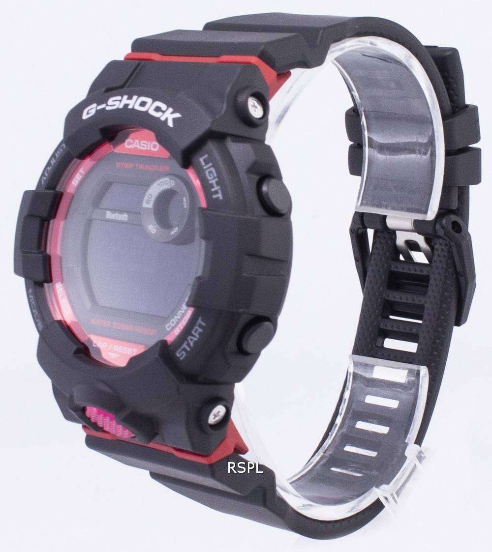 e6fa005a18c Casio G-Shock GBD-800-1 G-Squad Illuminator Digital 200M Men s Watch ...